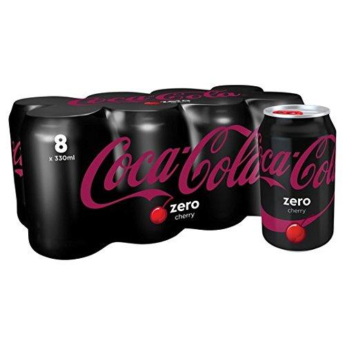 coca-cola-zero-cereza-8-x-330ml