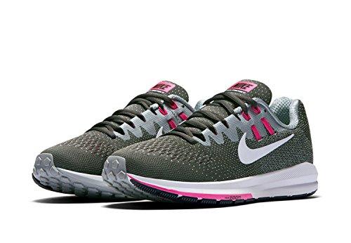 Nike 849578-006, Scarpe da Trail Running Donna Multicolore