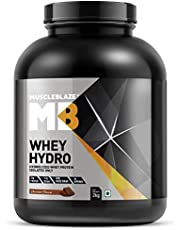 MuscleBlaze Whey Hydro 4.4 lb Rich Milk Chocolate
