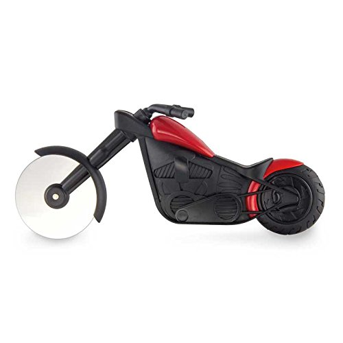 Noki Pizza Chopper and Motobike Pizza Cutter