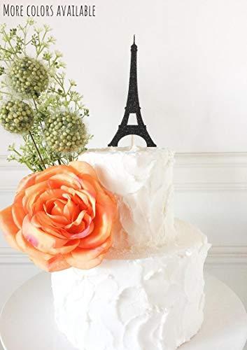 Tortenaufsatz Eiffelturm, Paris, Party-Dekoration, Oh La La Theme, Braut-Party-Dekoration, Paris, Geburtstagsparty-Dekoration