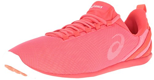 ASICS Women's Gel-Fit Sana 3 Cross-Trainer Shoe, Diva Pink/White/Melon, 6 M US
