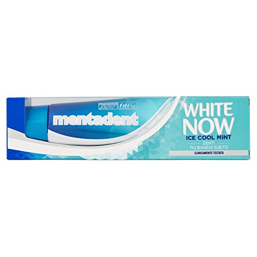 Mentadent Dent W/Now I/Cool Mint 75 -