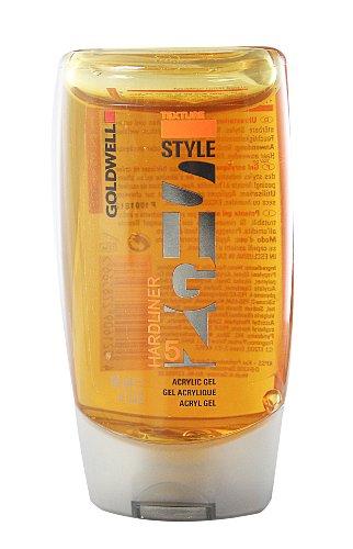 Goldwell Style Sign Texture unisex, Hardliner Acryl Gel, 150 ml, 1er Pack, (1 x 1 Stück) (Spike-haar-gel)