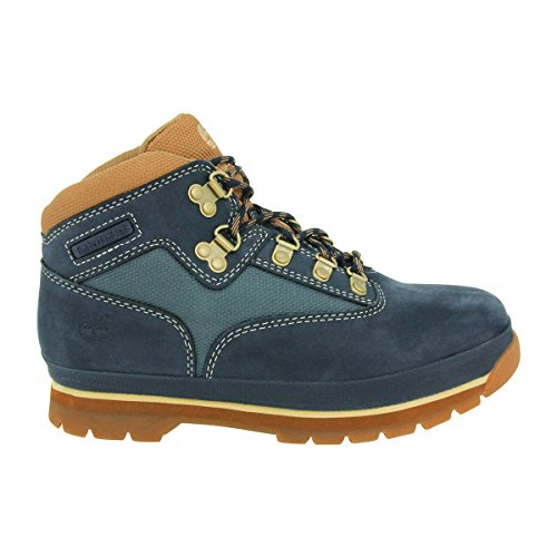 Timberland Euro Hiker Chaussures Bottines Enfant Cuir Suede