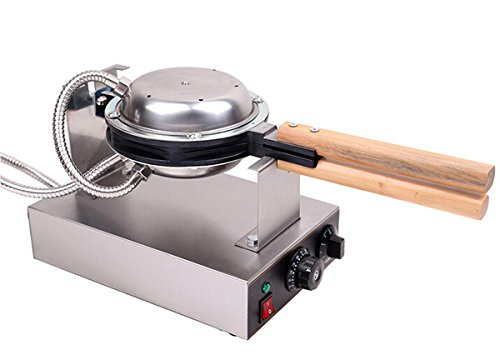 41OOORy7kAL - Generic Commercial Use Nonstick 110v 220v Electric Hongkong Eggettes Egg Waffle Maker Iron Baker Machine