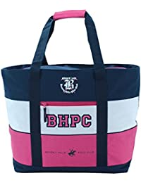 Beverly Hills Polo Club Bolso Bandolera, 31.2 Litros, Multicolor