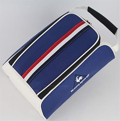 LHY SAVE Scarpe Golf Borse Viaggio Alta capacità Borsa da Viaggio Grande Impermeabile Sacca da Viaggio per Uomini E Donne Scarpe Sportive, Scarpe da Golf, Scarpe da Calcio,Yellow
