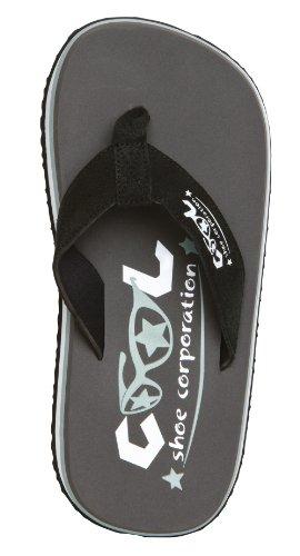 Cool Shoes, Infradito uomo Grigio grigio, Grigio (grigio), 36