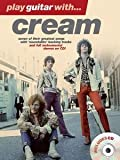 Cream Play Guitar With Tab Cd