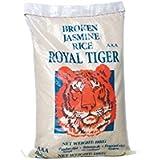Royal Tiger Arroz Jazmines Batido - 18000 gr