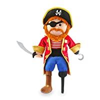 Tellatale Pirate Hand Puppet