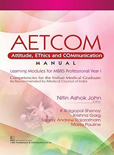 AETCOM: Attitude, EThics and COMmunication Manual