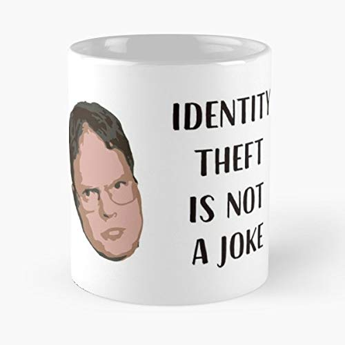 The Office Cast Dwight Schrute Memes - Funny Gifts For Men And Women Gift Coffee Mug Tea Cup White-11 Oz.