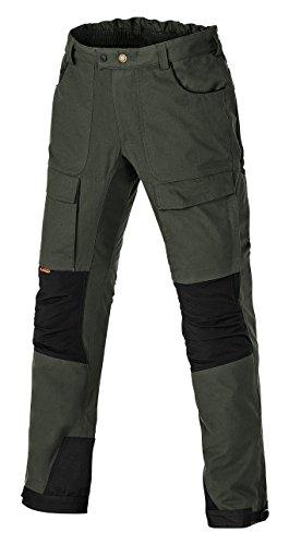 Pinewood Herren Outdoorhose Himalaya dunkelgrün/Schwarz