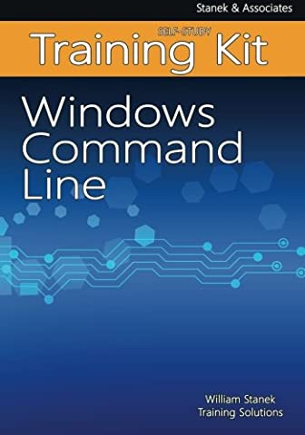 Windows Command Line Self-Study Training Kit
