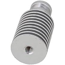 WEONE plata de la aleación de aluminio J-cabeza de la extrusora corta distancia del