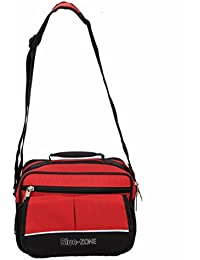 Kuber Industries™ Men's Sling Bag,,Shop Bag,Multi Purpose Bag,Key Bag (5 Pockets) -KI19096