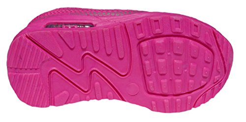 gibra, Sneaker bambini 36 pink/rot