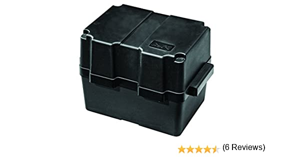 Batteriebox BATTERIA CASSETTA grande dimensione con Cinghia BATTERIA CASSETTA GRANDE