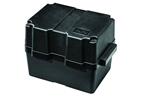 NuovaRade Boxup della Batteria da 80Ah Dimensioni Interne 27,9x 17,8x 22,9cm Boating Deck Hardw