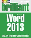 Brilliant Word 2013 (Brilliant Computing)