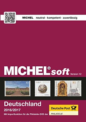 MICHELsoft Briefmarken Deutschland 2016/2017