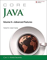 Core Java, Volume II--Advanced Features (10th Edition) (Core Series) by Cay S. Horstmann (2016-12-21)