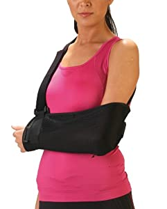 Arm Immobilisation Sling - High quality, breathable and adjustable arm sling for effective arm immobilisation following injury or during rehabilitation.