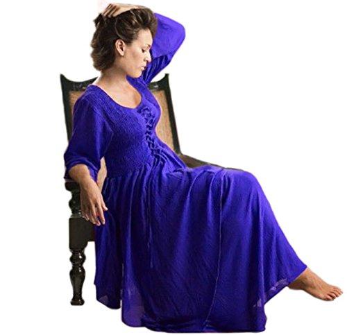 LOTUSTRADERS Damen Renaissance Kleid Weinrot