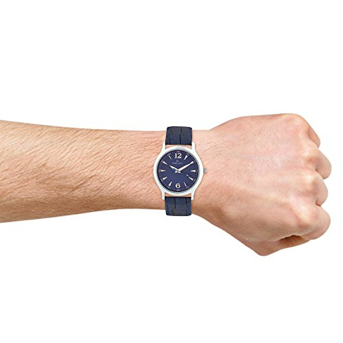 Colat High Quality Fashionable Men's Watch (Blue)