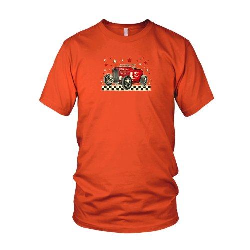 US Car - Herren T-Shirt Orange