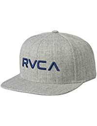 d61313484 Amazon.co.uk: RVCA - Baseball Caps / Hats & Caps: Clothing
