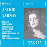 Astrid Varnay Recital Vol 2