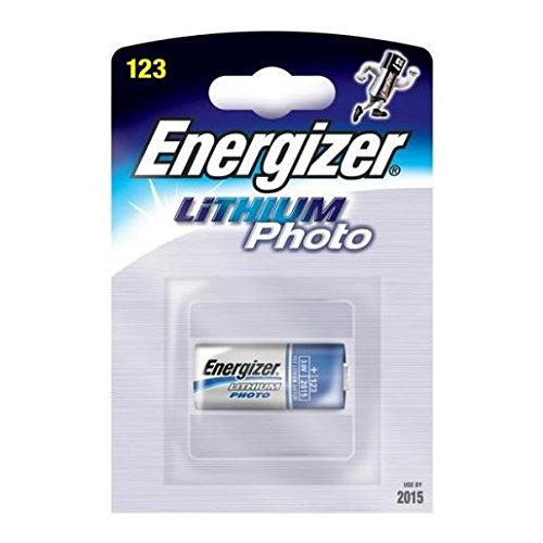 ENERGIZER Energizer 123 CR17345 Lithium Photo Battery