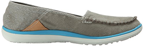 Merrell Duskair Moc Womens Slip On Shoes Putty