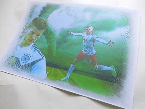 Eddy-Art Timo Werner Ein Toller Kunstdruck -30cm x 42cm Direkt vom Künstler