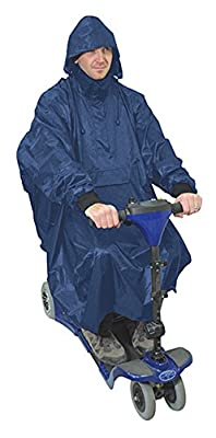 aidapt Deluxe Scooter Poncho (Eligible for VAT relief in the UK)
