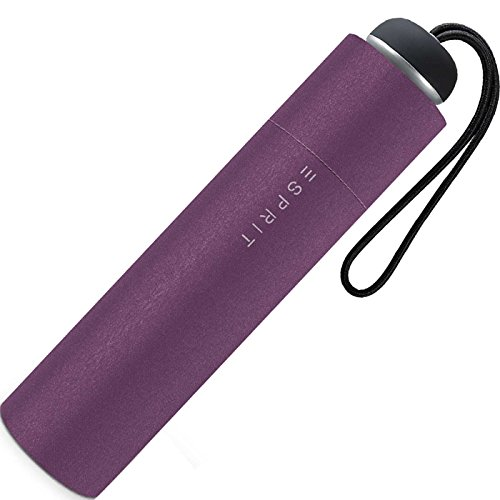 Esprit Taschenschirm Damen Mini Alu Light Herbst 2017 - deep purple