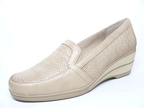 PITILLOS , chaussures femme Crème