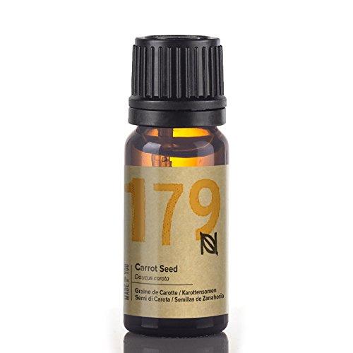 Bio-karotten-Öl (Naissance Ätherisches Karottensamen-Öl, 10ml, 100 % rein)