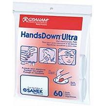 Graham Handsdown Ultra Dischetti Cosmetici per Unghie (60 per Confezione)