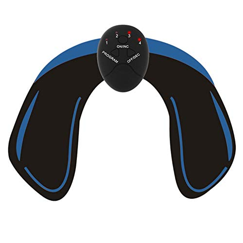 Abboard Hip Trainer Butt Lift Up POS Lifting Muscle Stimulation Massager Fitness Body Shaping Equipment blau
