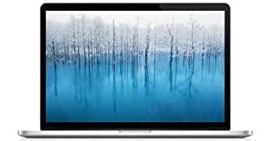 Apple 15-inch MacBook Pro with Retina Display (Intel Quad Core i7 2.3GHz, 8GB RAM, 256GB Flash Memory, HD Graphics 4000, 1GB GeForce GT 650M, OS X Lion)