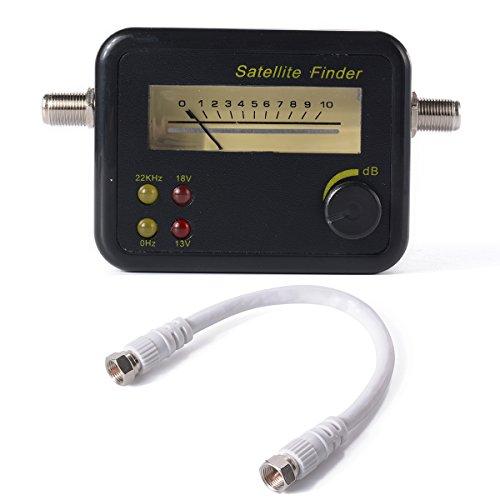 XCSOURCE SF 2400Satfinder Detector-localizador señal