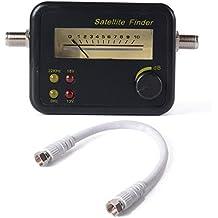 XCSOURCE SF 2400Satfinder Detector-localizador de señal de satélite digital
