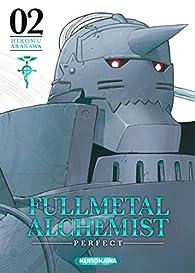 Fullmetal Alchemist - Perfect, tome 2 par Hiromu Arakawa