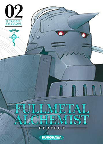 Fullmetal Alchemist Edition Perfect Tome 2