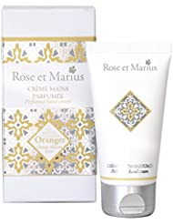 ROSE ET MARIUS Crème pour Main Parfumée Fleur d'Oranger 50 ml