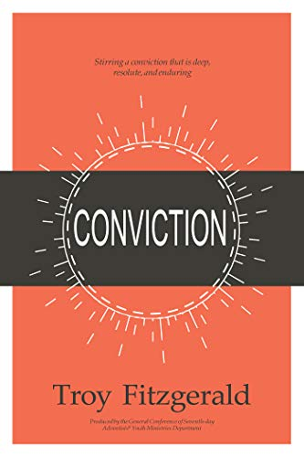 Conviction 2019 : Young Adult Devotional (English Edition) por Troy Fitzgerald
